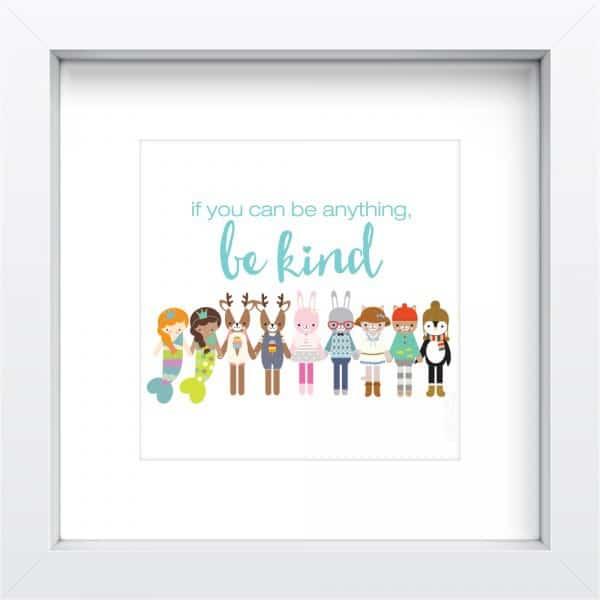 Be-kind-print-framed-1000x1000-600x600