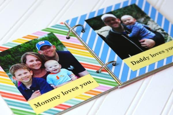 DIY Baby Board Book