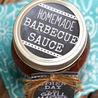 Homemade Old Bay BBQ Sauce