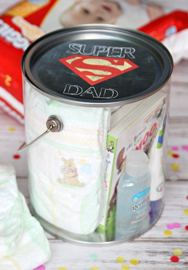Huggies Little Snugglers Gift Pail