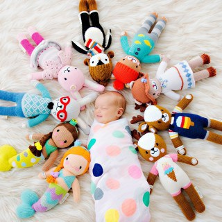 Cuddle + Kind: Dolls for a Cause