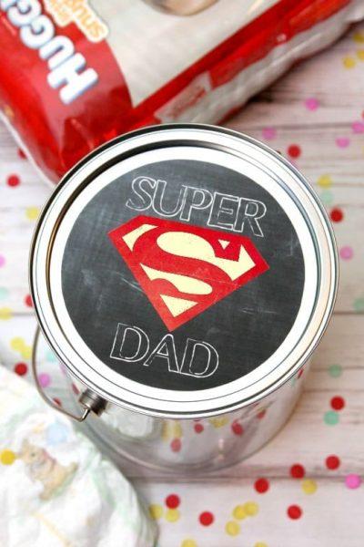 Super Dad Gift