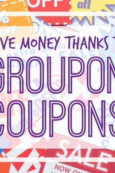 Groupon Coupons