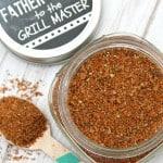 Homemade Dry Rub Recipe and Gift Idea