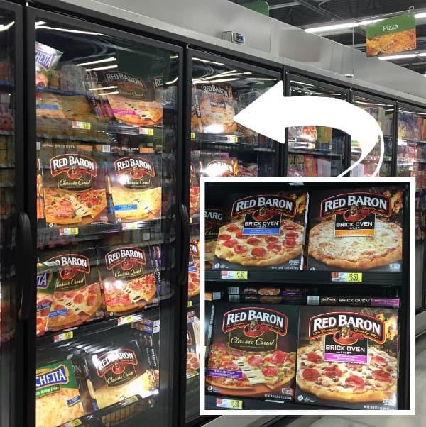 Red Baron Pizza #TimelessPizza #Walmart