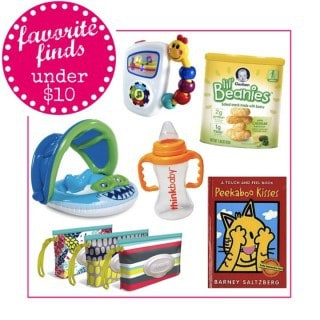 A Few of My Favorite Baby Items Under $10