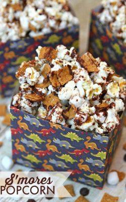 S'mores Popcorn