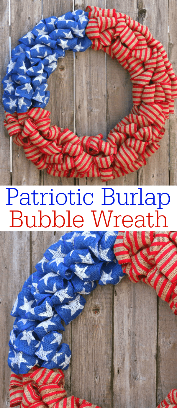 bubble wreath