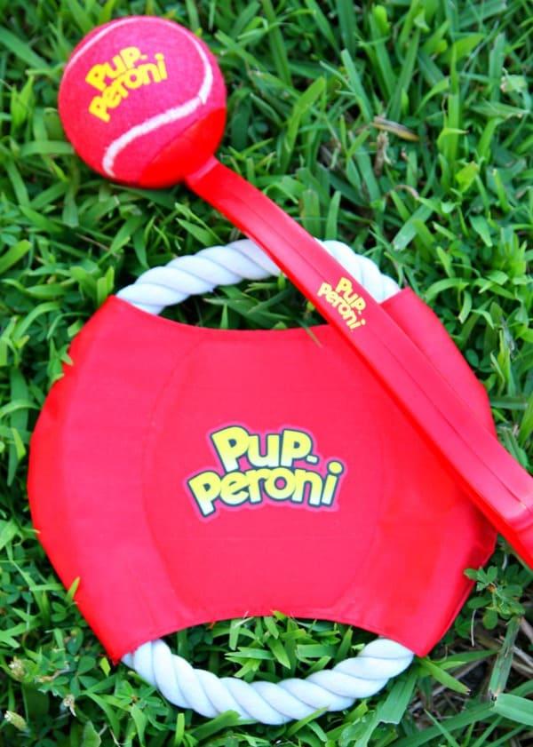 pup-peroni outdoor fun