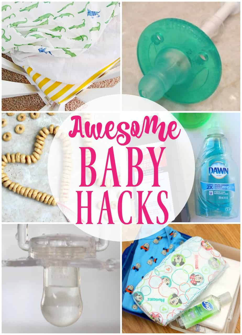 Awesome Baby Hacks