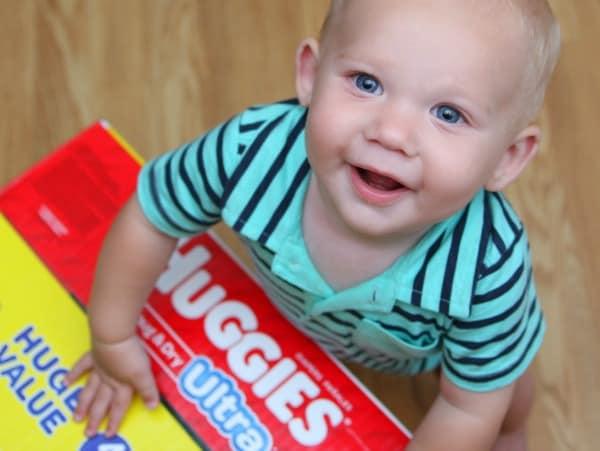 Huggies Emergency Diaper Kit