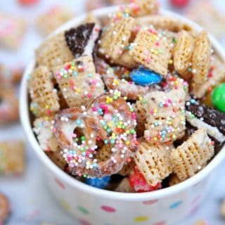 Birthday Party Snack Mix