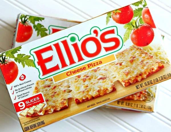 Ellios-Pizza