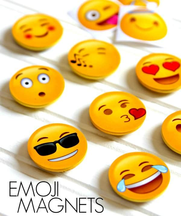 Emoji Magnets 3