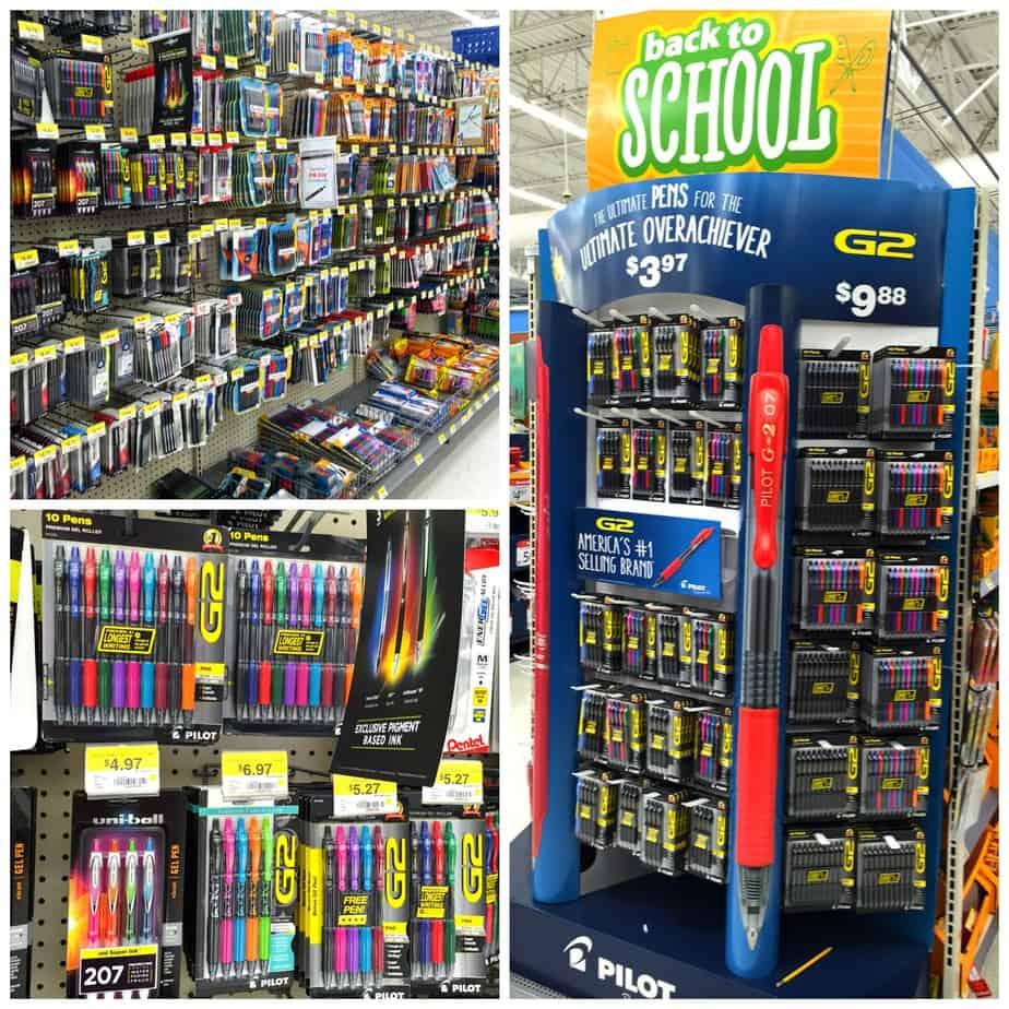G2 Gel Ink Pens