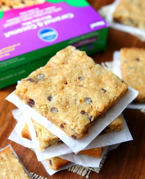 Girl Scouts Brookie Bars