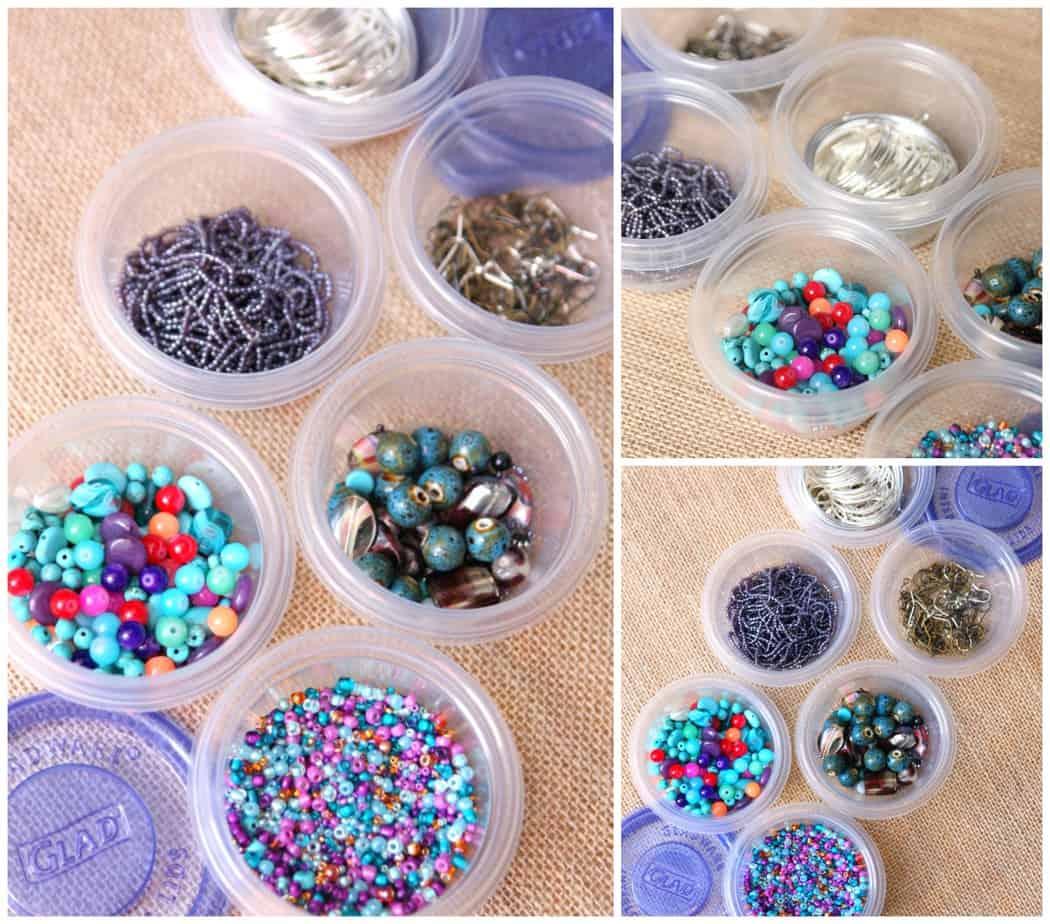 Glad Storage - Beads