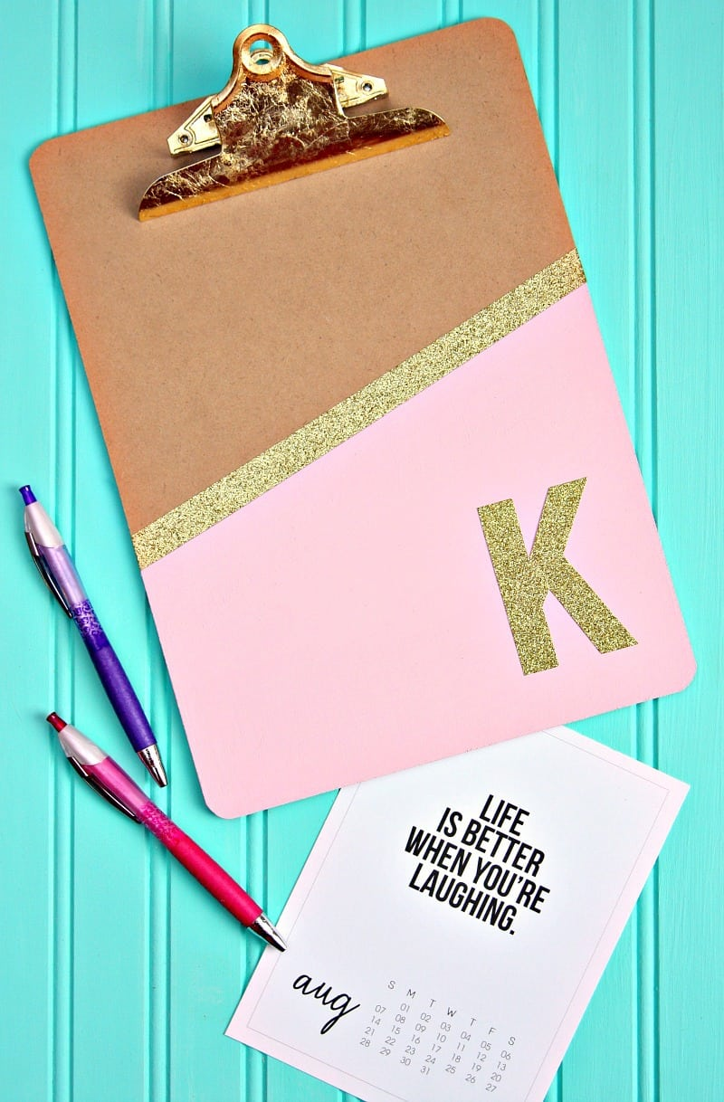 Personalized Clipboard 3