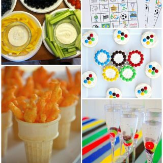 5 Fun Ideas for Your Summer Olympics Viewing Party