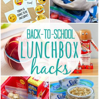 Back-to-School Lunchbox Hacks