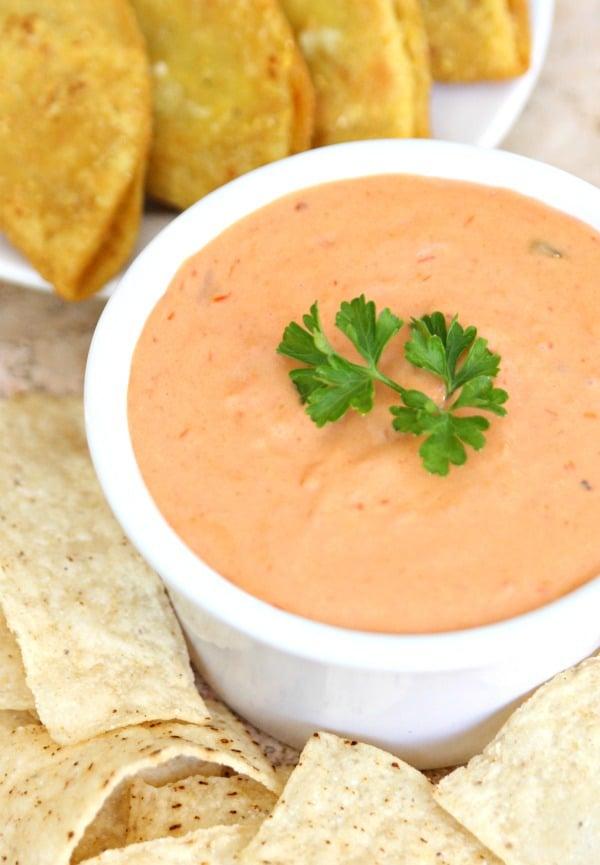 2 Two-Ingredient Dip Recipes