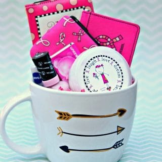 Pinking of You Gift