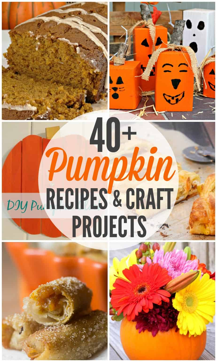 pumpkin-recipes-and-craft-projects