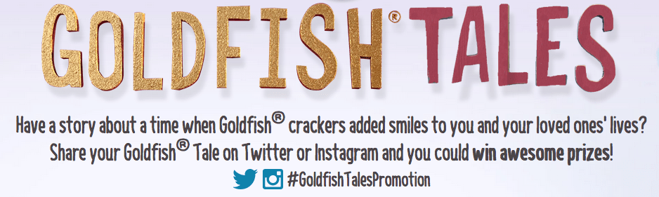 Goldfish® Tales