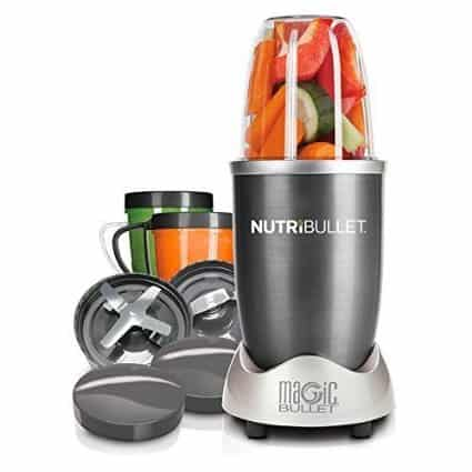 The magic bullet nutribullet 12 piece high speed blender mixer system - Gift Guide Kitchen Essentials