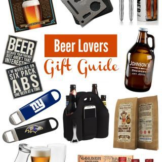 Beer Lovers Gift Guide