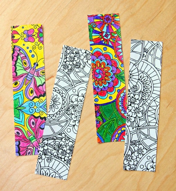 color-your-own-bookmarks
