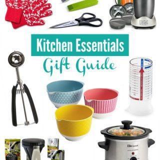 Gift Guide – Kitchen Essentials