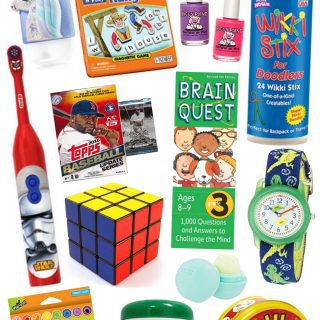 Gift Guide – Stocking Stuffers for Kids