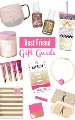 Best Friend Gift Guide