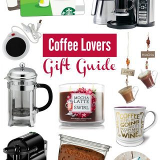Gift Guide – Coffee Lovers