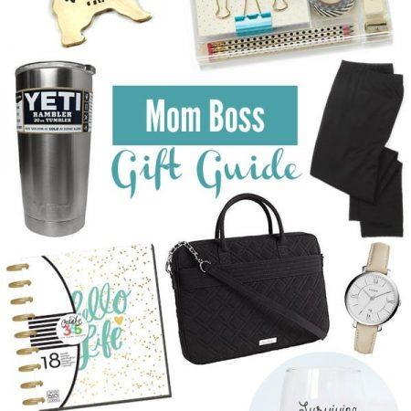 Mom Boss Gift Guide