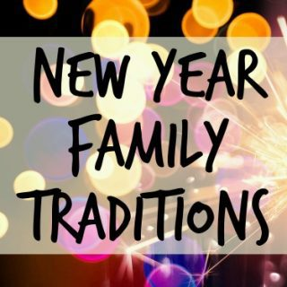 Fun New Year Family Traditions
