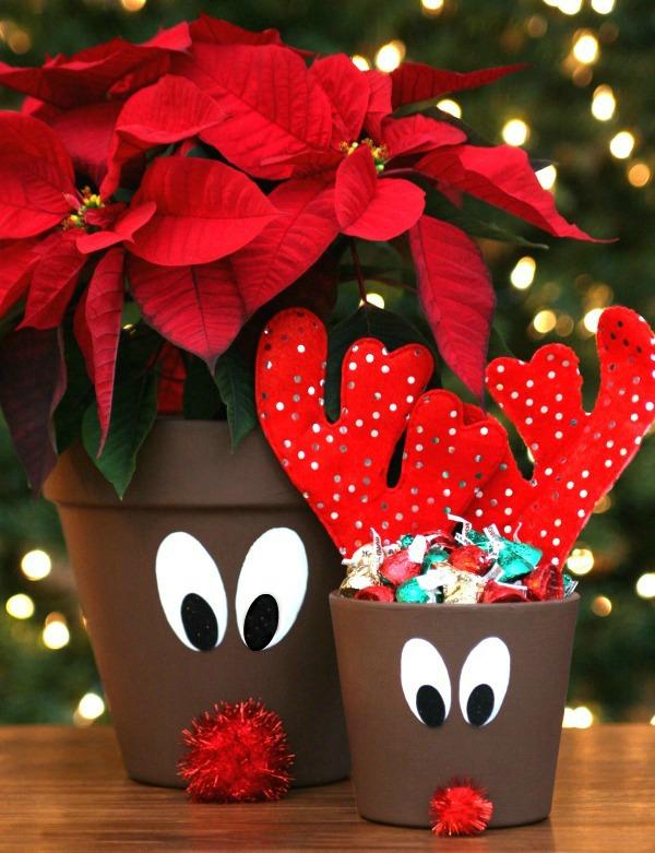 Reindeer-Flower-Pots-2.jpg (600×781)