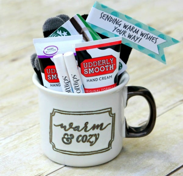Warm & Cozy Gift in a Mug