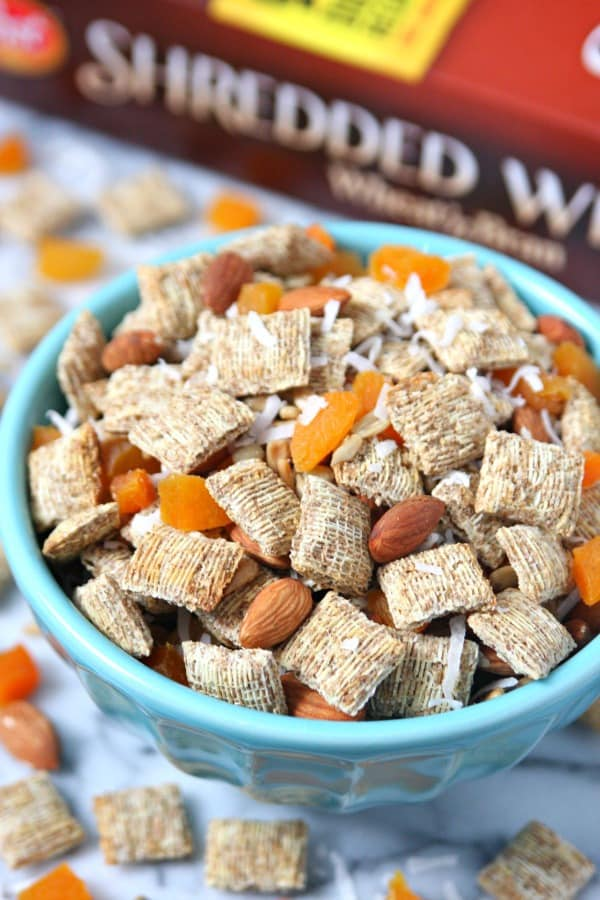 Breakfast Trail Mix