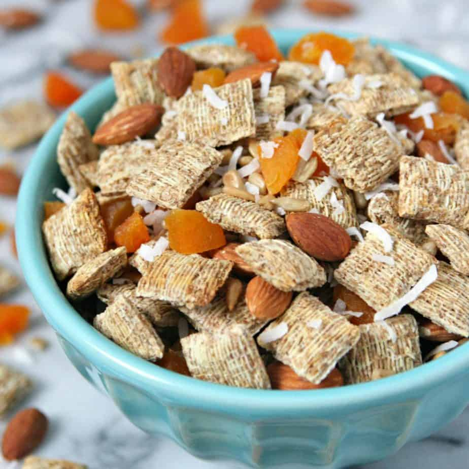 Make-Ahead Breakfast Recipes - Breakfast Trail Mix
