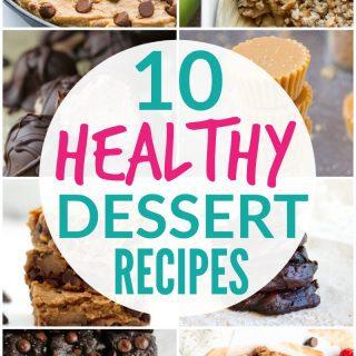 10 Healthy Dessert Recipes
