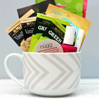 Relax the Stress Away {Gift in a Mug}