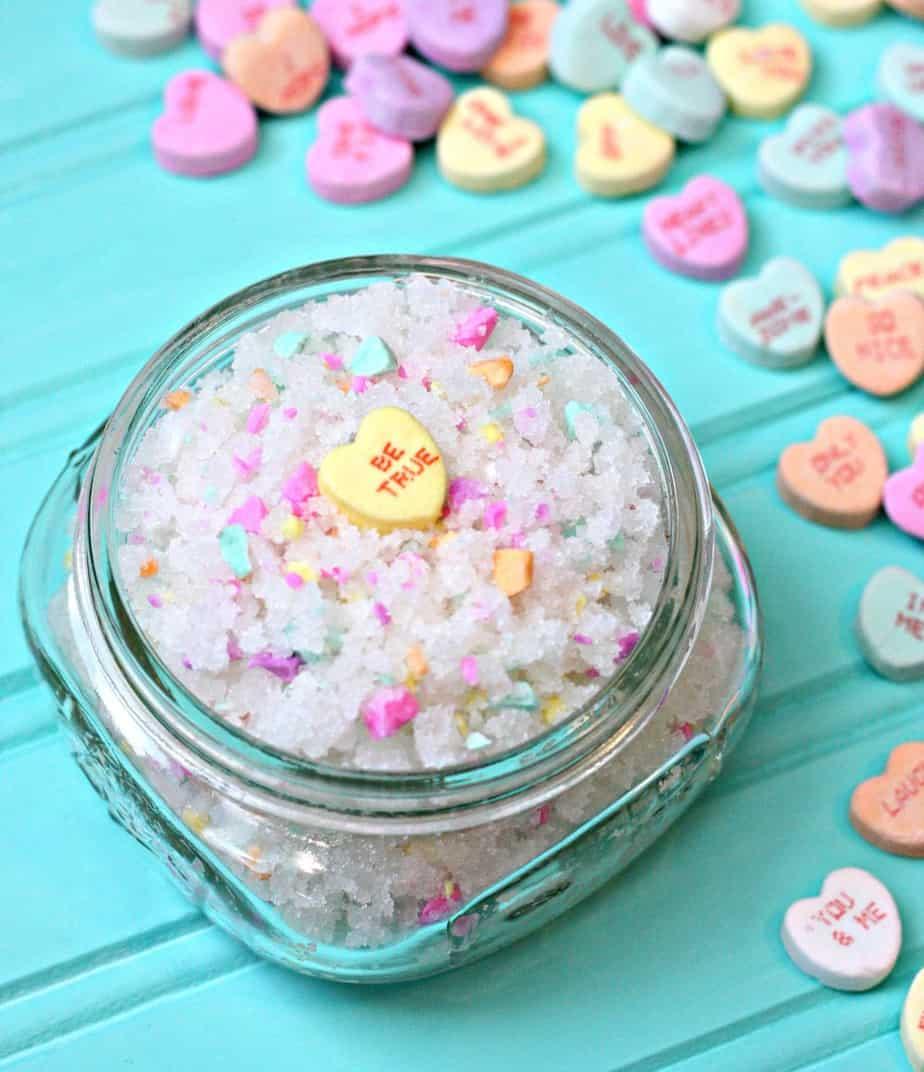 Sweetheart Sugar Scrub 1