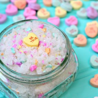 Sweethearts Sugar Scrub