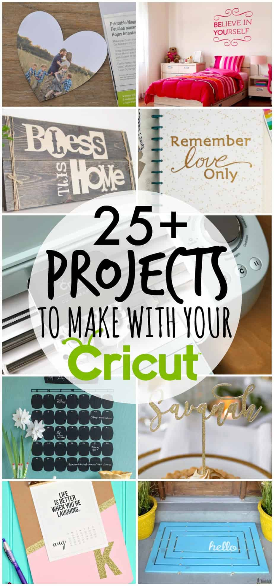 What Can I Make With My Cricut Explore Air 2 Happy Go Lucky