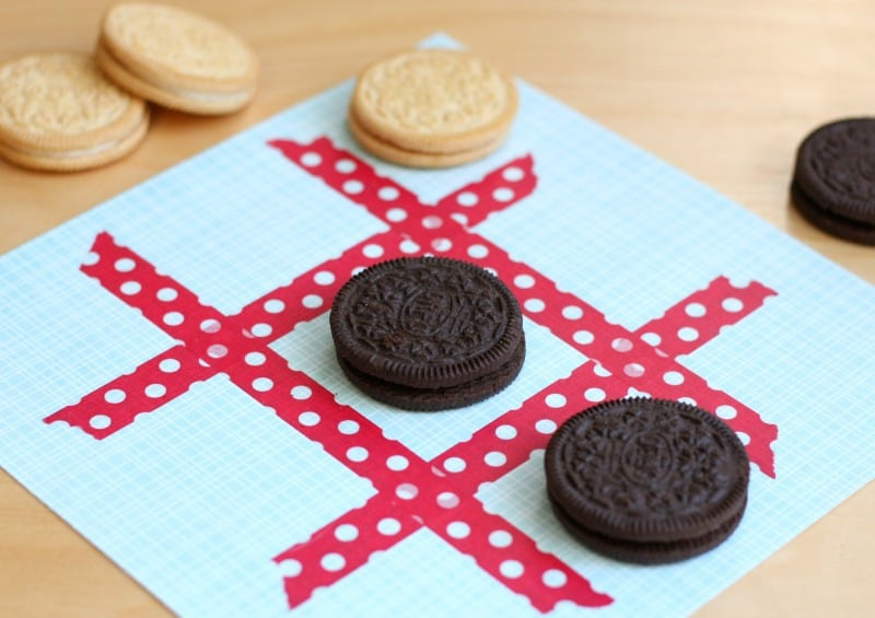 Cookie Tic Tac Toe 2