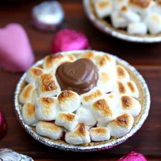 Valentine's Day Mini Pies
