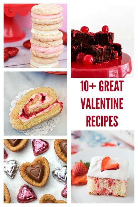 valentine-recipes-collage