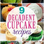 Decadent Cupcake Recipes